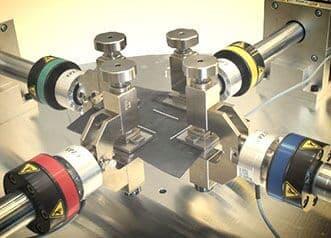 механические испытания сварных швов