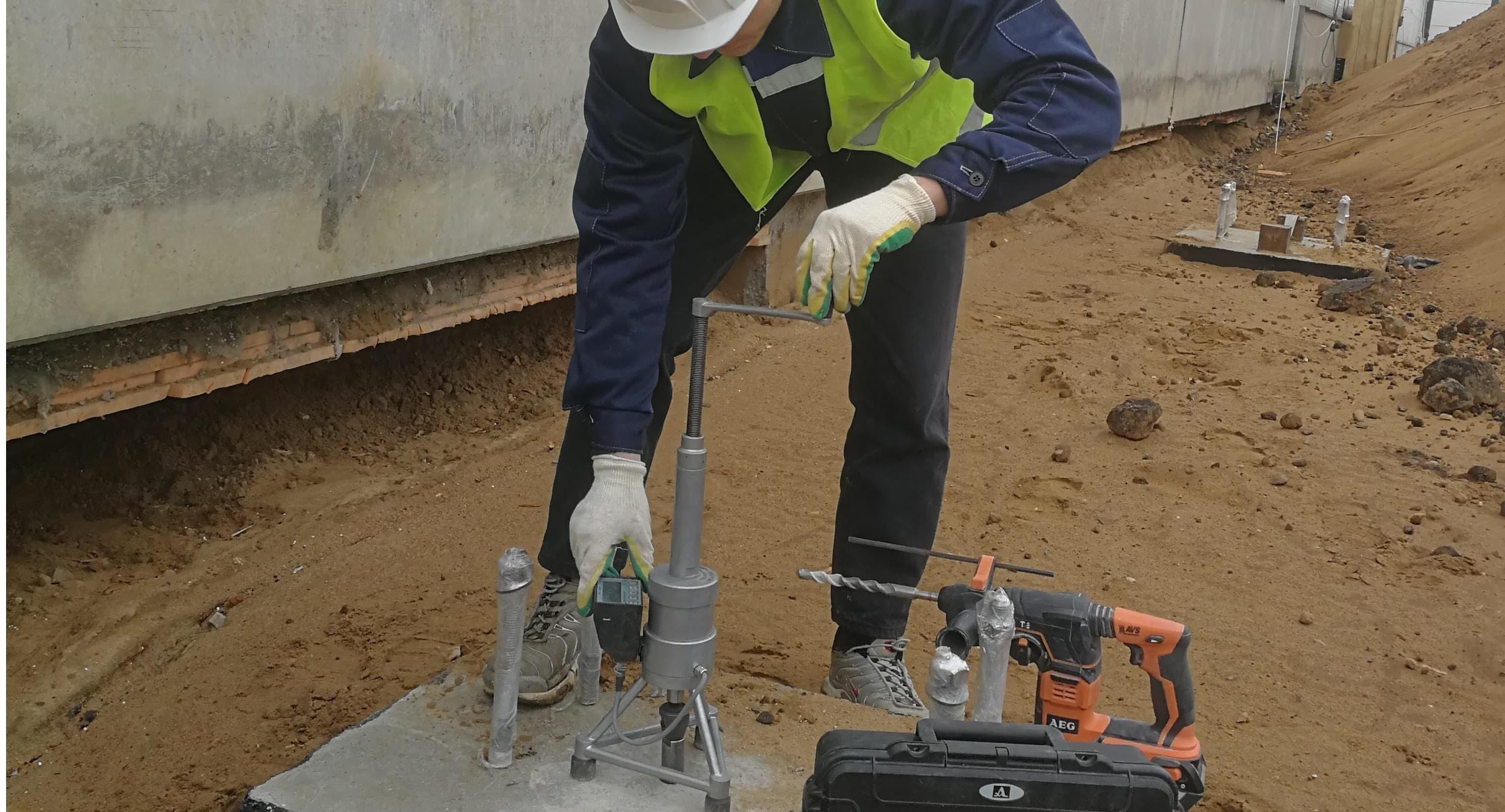 методы испытаний бетонной смеси